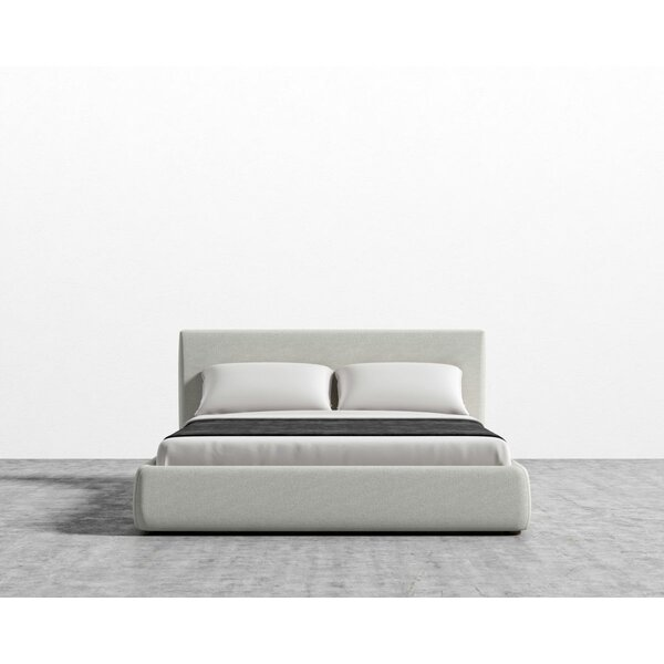 Edwin Upholstered Platform Bed by Orren Ellis
