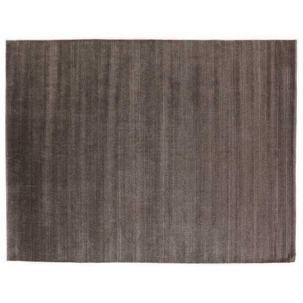 Sanctuary Hand Woven Silk Linen Area Rug by Exquisite Rugs