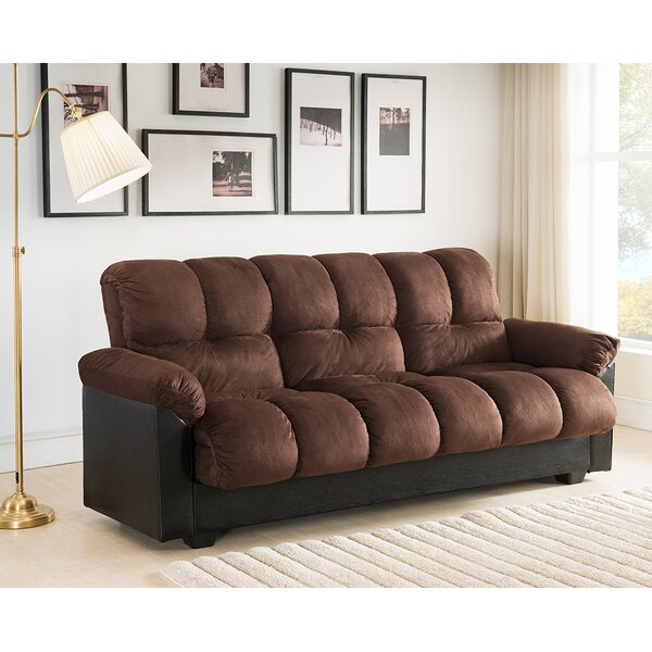 Capri Storage Convertible Sofa by Latitude Run