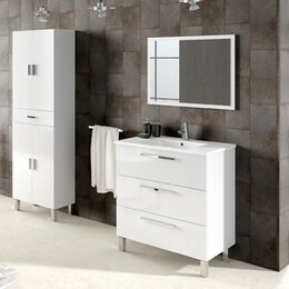 Bathroom furniture storage - Wayfair furniture bathroom vanities ...