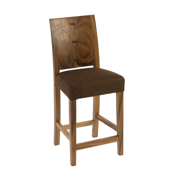 Solid Wood Counter & Bar Stool by Phillips Collection Phillips Collection
