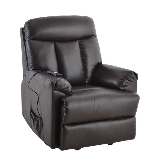 Review Ayse 33'' Power Lift Assist Recliner