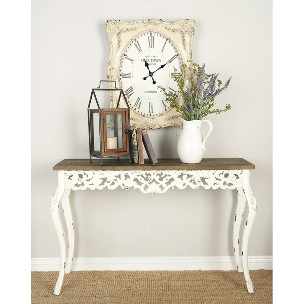 Review Washburn Console Table