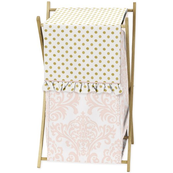 Amelia Laundry Hamper by Sweet Jojo Designs