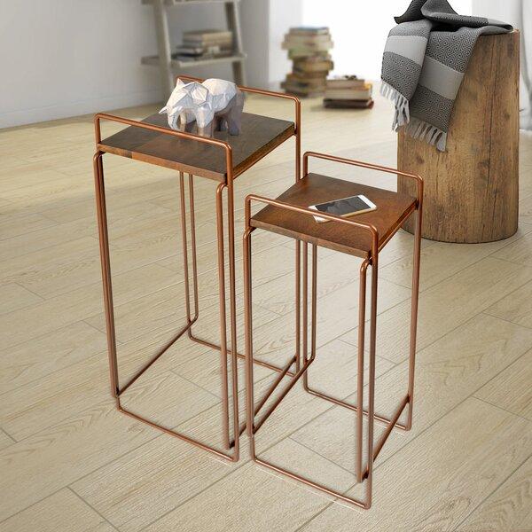 Sharonville Frame Nesting Tables By Mercer41
