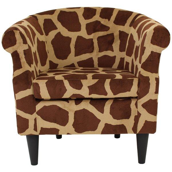 Ronda Barrel Chair by Bloomsbury Market