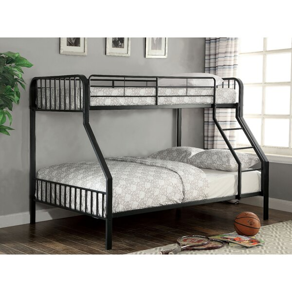 Taniya Twin Over Full Bunk Bed by Zoomie Kids