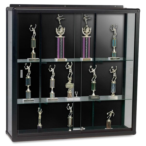 Series 90 Elite Wall Mount Display Case by Best-Ri