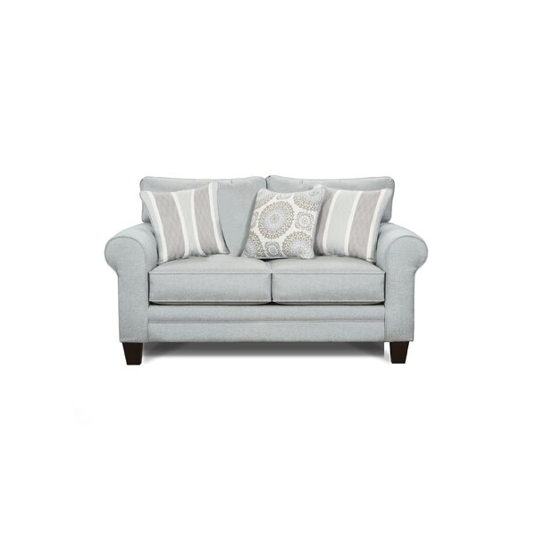 Online Shopping Cheap Ziolkowski Loveseat by Highland Dunes by Highland Dunes