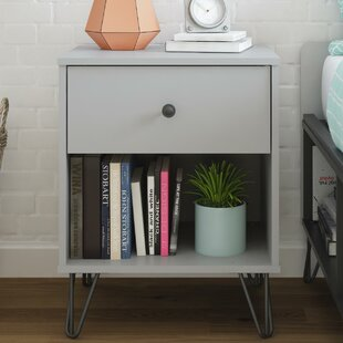 Best Price Owen 1 Drawer Nightstand By Novogratz