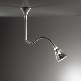 Pipe 1-Light LED Cone Pendant ByArtemide