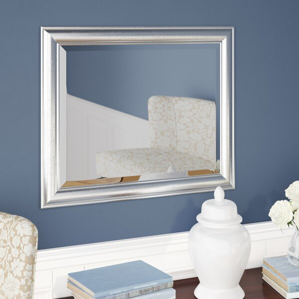 Ansell Silver Wall Mirror by Darby Home Co
