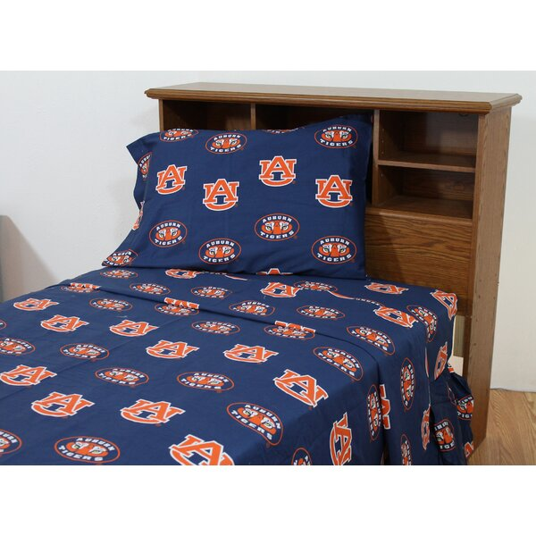 NCAA Printed Sheet Set by College Covers
