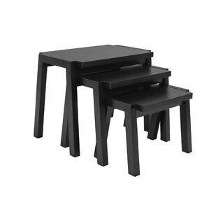Erskine 3 Piece Nesting Tables by Ivy Bronx
