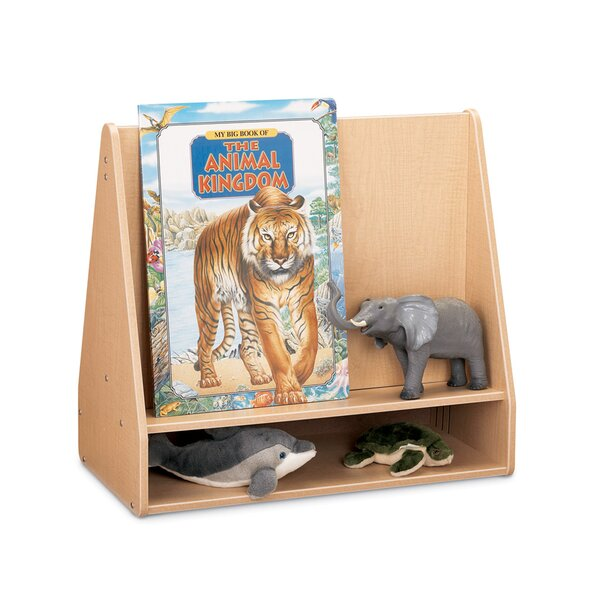 3 Compartment Book Display by Jonti-Craft