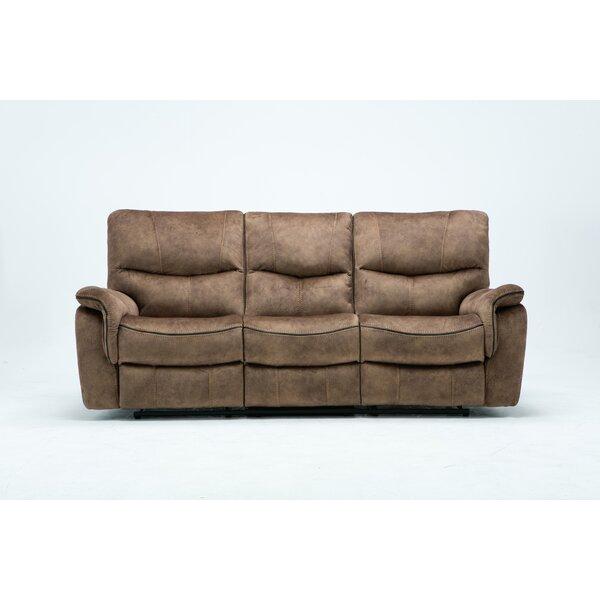 Palu Reclining Sofa by Loon Peak