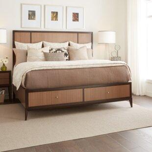 Coletta Storage Platform Bed by World Menagerie