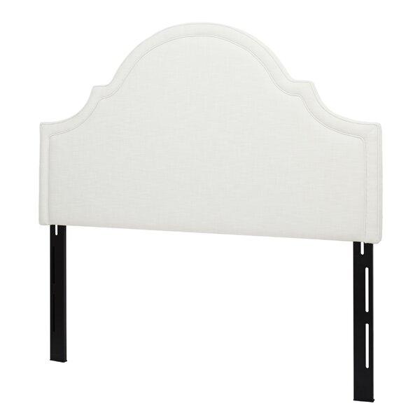 Calvert Upholstered Panel Headboard by Beachcrest Home