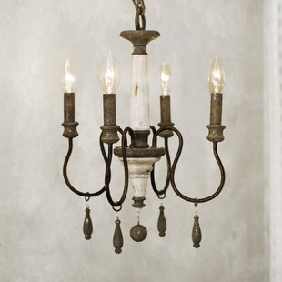 Armande Candle-Style Chandelier ByLark Manor
