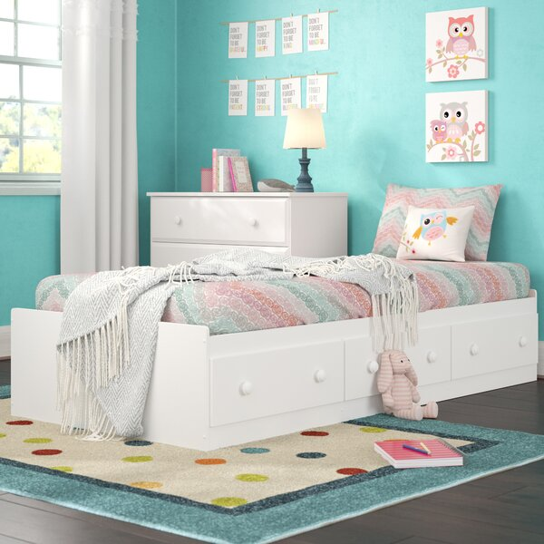 Savannah Twin Mates & Captains Bed With 3 Drawers By South Shore by South Shore Spacial Price
