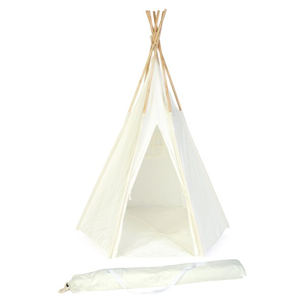 Giant Pop-Up Play Teepee with Carrying Bag by Trad