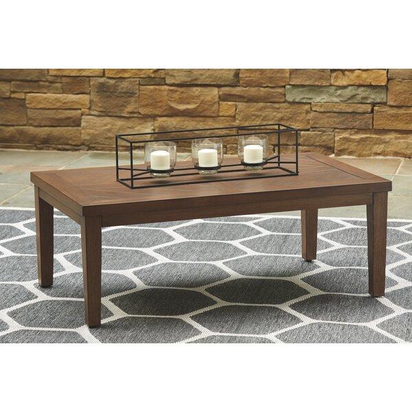 Estill Metal Coffee Table By Highland Dunes