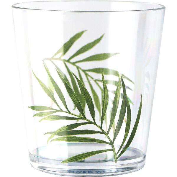 Bamboo Leaf Acrylic 14 oz. Tumbler (Set of 6) by C