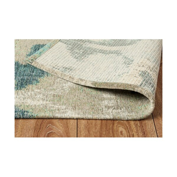 Pharris Blue/Cream Area Rug by Latitude Run