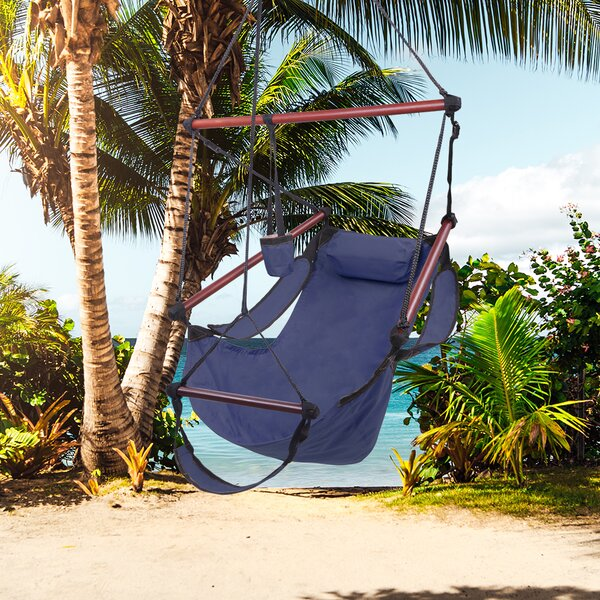 Cheesman Well-Equipped Chair Hammock by Freeport Park
