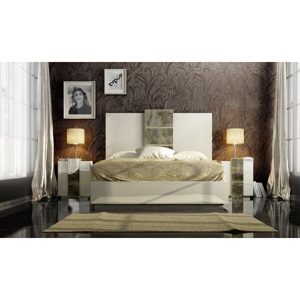 Helotes Platform 3 Piece Bedroom Set by Orren Ellis