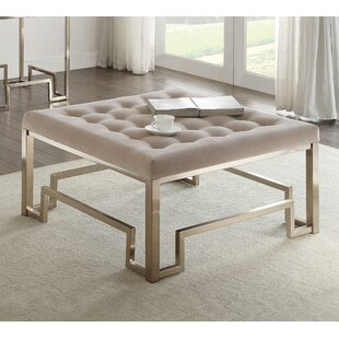 Damien Fabric Coffee Table