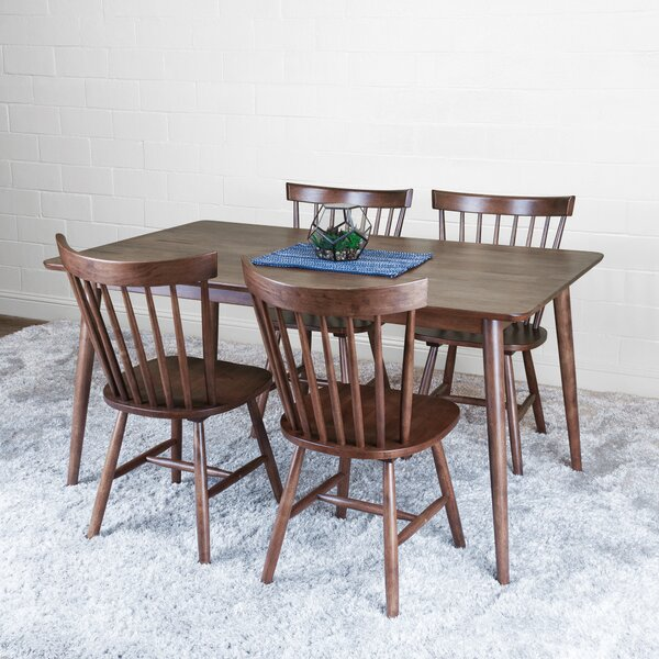 Trimont Dining Table by Gracie Oaks
