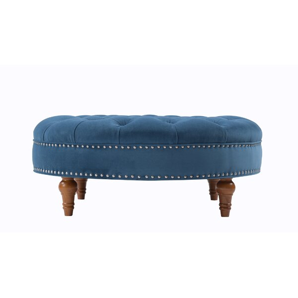 Stephen Cocktail Ottoman by Darby Home Co