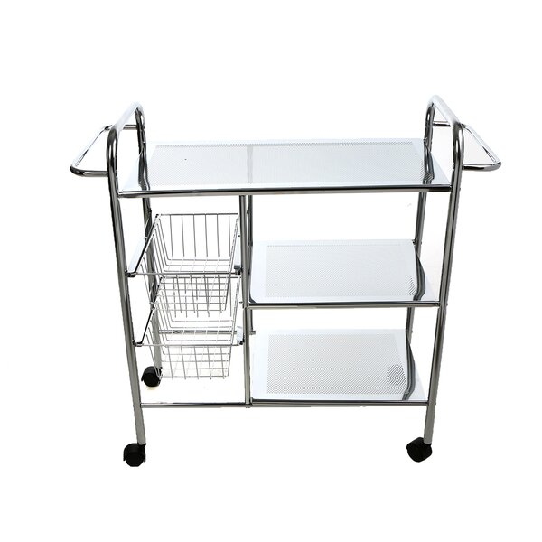 3 Tier Utility Cart by Mind Reader