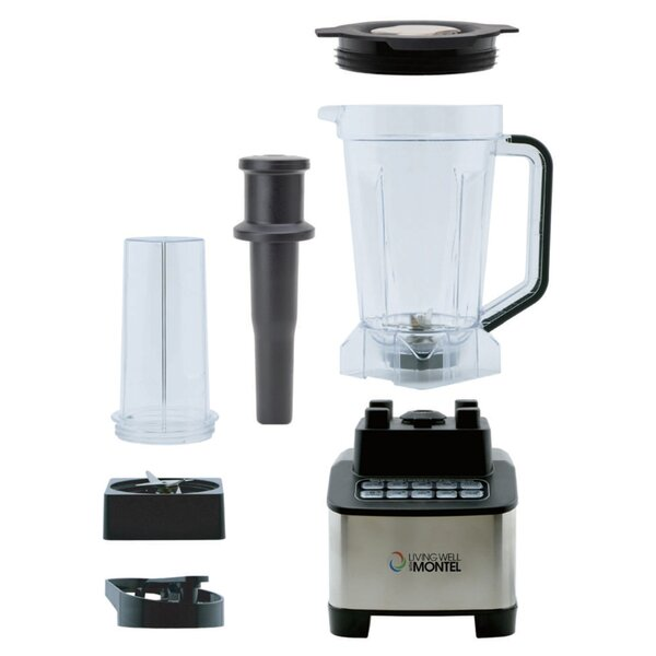 1200W Emulsifier Blender by Living Well with Montel
