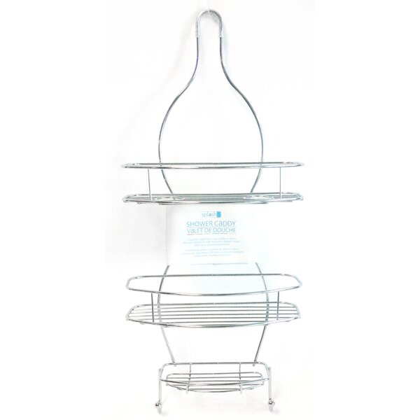 Isabelle Shower Caddy by Rebrilliant