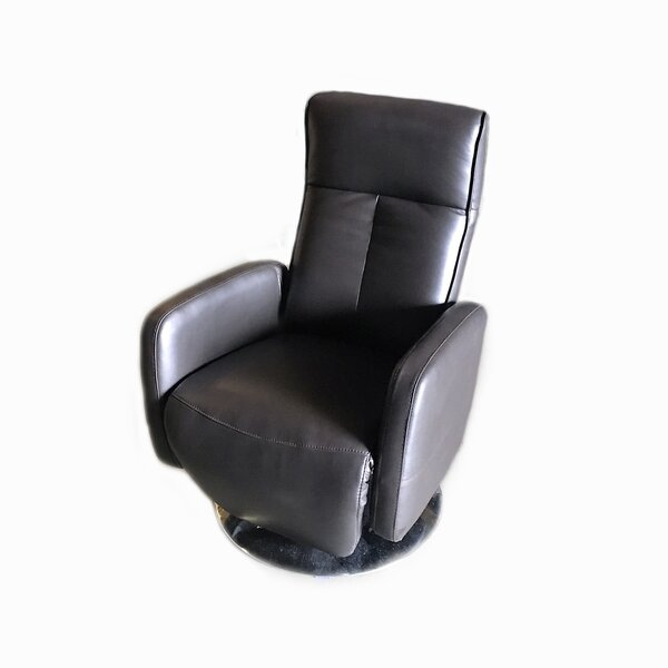Lucama Leather Power Recliner by Latitude Run Latitude Run