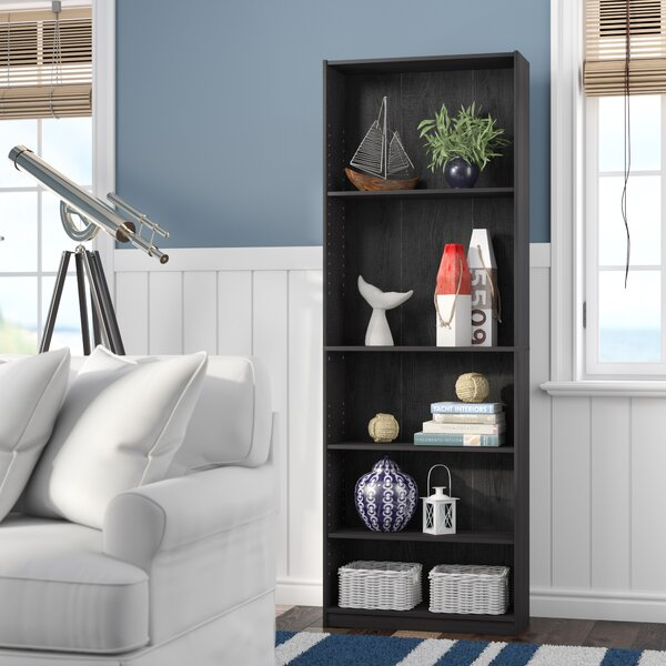 Offutt Standard Bookcase by Breakwater Bay