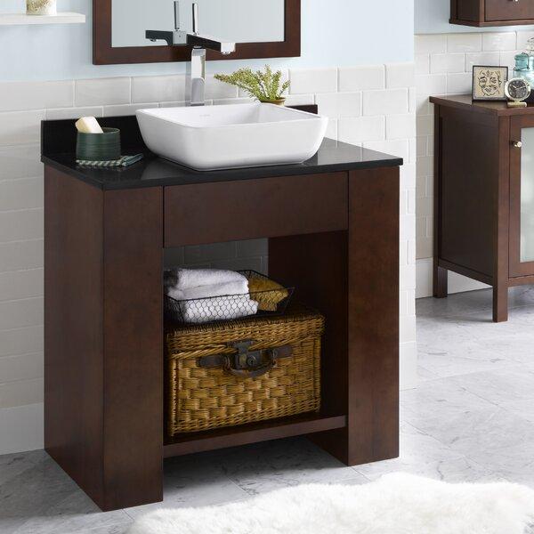 Zenia 31 Single Bathroom Vanity Base By Ronbow.