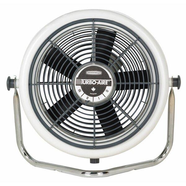 12 Table Fan by SeaBreeze Electric