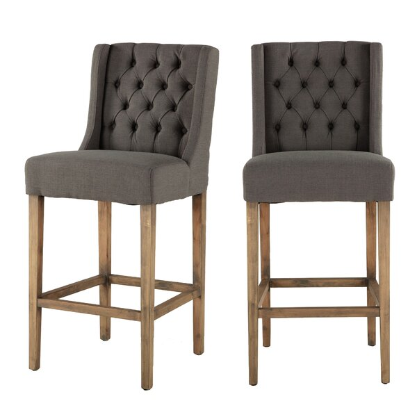 Chloe 30 Bar Stool by World Interiors