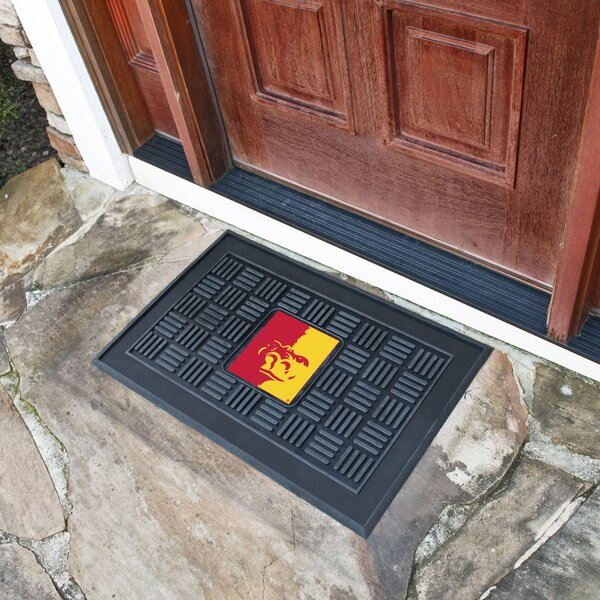 Pittsburg State University Medallion Doormat by FANMATS