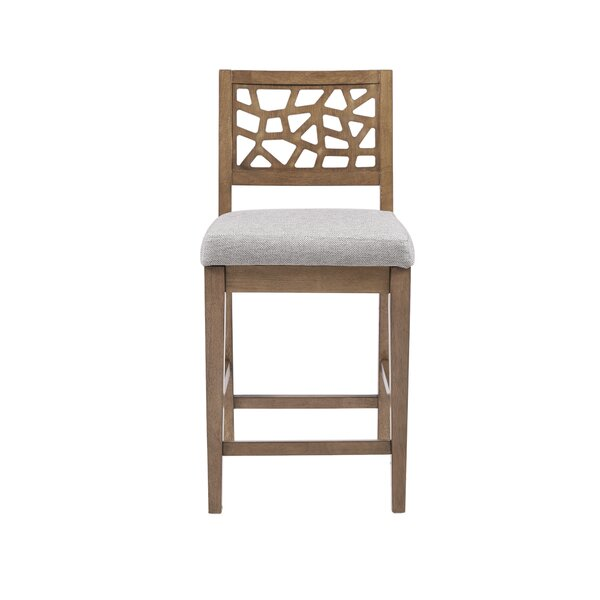 Dakota 30 Bar Stool by Mistana