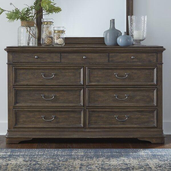 Torben 9 Drawer Double Dresser By Gracie Oaks by Gracie Oaks Savings