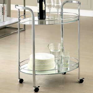 Filler Bar Cart by Varick Gallery