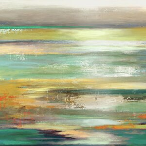 'Evening Tide II' Painting Print by Zipcode Design