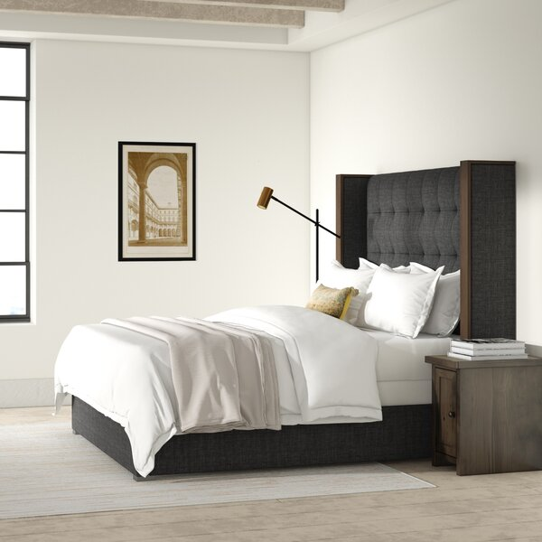 O'brien High Height Upholstered Standard Bed by Brayden Studio