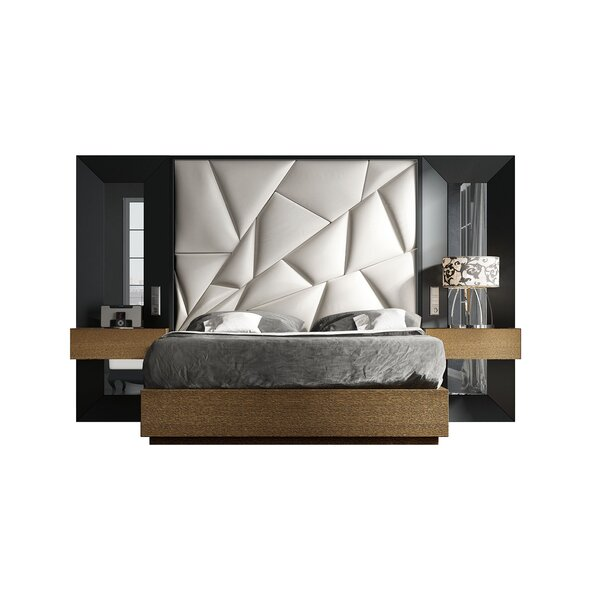 Helotes King Platform 5 Piece Bedroom Set by Orren Ellis