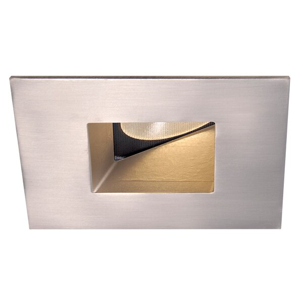 Tesla 2 Square Adjustable Recessed Trim by WAC Lighting
