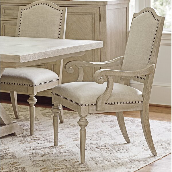 Malibu Upholstered Dining Chair By Barclay Butera